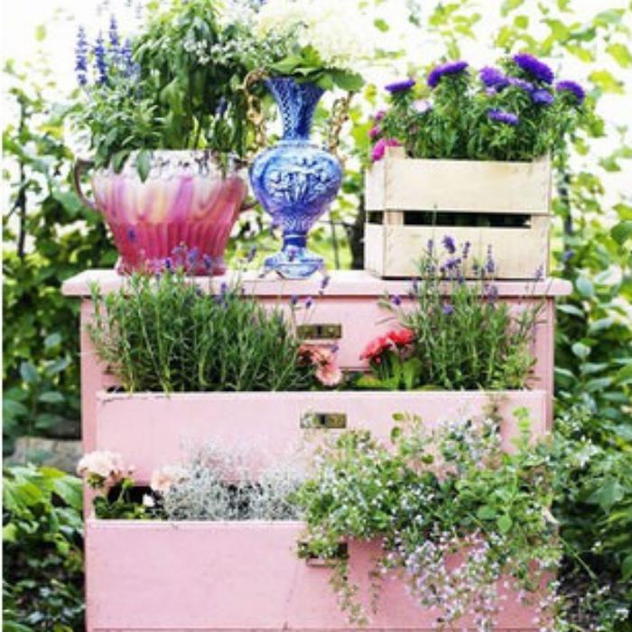 10 idées déco recyclage DIY pour votre jardin - Le blog ...